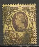 """Timbres - Grande-Bretagne - Emission Du """"Jubilé"""" - 1887-1900 - N° 90 -"""