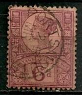 """Timbres - Grande-Bretagne - Emission Du """"Jubilé"""" - 1887-1900 - N°100 -"""