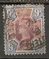 """Timbres - Grande-Bretagne - Emission Du """"Jubilé"""" - 1887-1900 - N°101 -"""