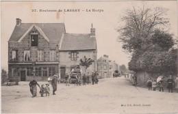 Mayenne :   Env.  De  Lassay :   LE   HORPS - Le Horps