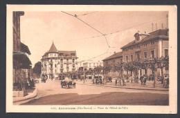 ANNEMASSE - Place De L' Hôtel De Ville - Annemasse