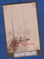 Photo ancienne - ROSCOFF ( Finist�re ) - Bateau de P�che - 1929 - voilier