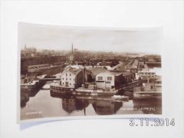 Leith. - The Docks. - Midlothian/ Edinburgh