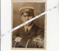 HSM TITANIC - clich� de presse - Mr Philipps - t�l�graphiste du Titanic
