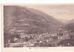 24205 LUZ  Lot 6 Cpa Chateau Marie, Vue Generale, Monument Morts, Eglise Templiers, Portail Chapelle- CPA - Luz Saint Sauveur