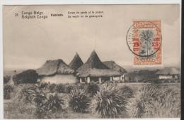 BG047/ Bildganzsache Aus Kinshasa 1922 Nach Remscheid - Ganzsachen