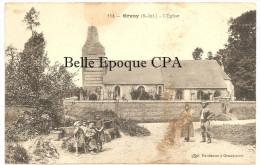 76 - GRENY - L´Église +++++ Dardenne, Grandcourt, #114 ++++ RARE / ÉTAT - Autres Communes