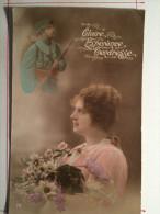 Guerre De 1914, Gloire, Espérence, Tendresse, Soldat De Cahors - Guerre 1914-18