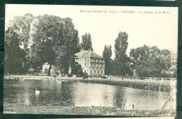 Environs D'Ardres - Louches - Le Chateau De Saint Martin   Eau134 - Ardres