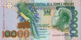 Sao Tome And Principe 10000 Dobras 1996 Pick 66a UNC - Sao Tomé Et Principe