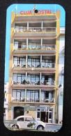 HOTEL RESIDENCIA CLUA LLORET DE MAR COSTA BRAVA SPAIN LUGGAGE LABEL ETIQUETTE AUFKLEBER DECAL STICKER MADRID - Hotel Labels