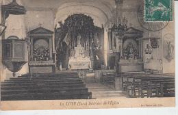 LA LOYE - Intérieur De L´église   PRIX FIXE - France