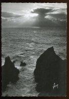 CPM Neuve 29 CLEDEN Pointe De Van Nuées Orageuses - Cléden-Cap-Sizun