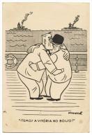 "WAR 1939-45  -  ""- Temos A Vitoria No Bolso! ""    Cartes  Postales - Weltkrieg 1939-45"