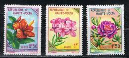 Opper-Volta Xxx Bloemen - Haute-Volta (1958-1984)