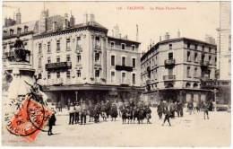 Valence - La Place Porte-neuve - Valence