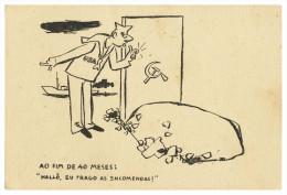 WAR 1939-45 - Ao Fim De 40 Meses     Cartes  Postales - Weltkrieg 1939-45