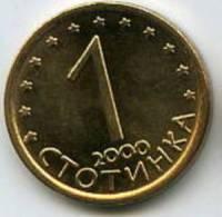Bulgarie Bulgaria 1 Stotinka 2000 UNC KM 237 - Bulgarije