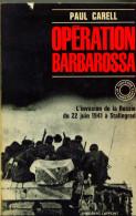 OPERATION BARBAROSSA        Réf  Lga 33 - Weltkrieg 1939-45