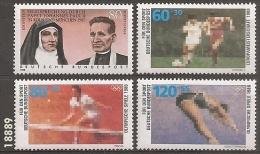 1988 - YT 1184-1185 à 1187  ** - Val Cat: 9.80 Eur. - Neufs