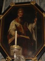 170� Papa ALESSANDRO III� Rolando Bandinelli,Margraviato,Si ena - Basil.S.MARIA PASSIONE Conservatorio MILANO/ fotografia