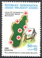 Madagascar, n� 745** Y et T
