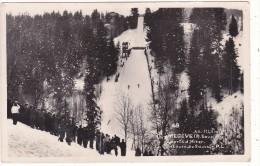 46  -  MEGEVE  (H. Savoie)  Sports  D´Hiver.  Le  Concours  De  Sauts.   -  P. L. - Megève