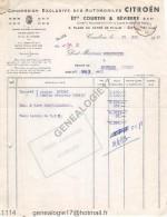 N 59 CAMBRAI NORD 1953 Automobiles CITROEN Mrs COURTIN et BEVIERRE Place du Carr� de Paille � DORMIGNY
