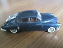 Miniature 1/43 - TUCKER - 1948 (SOLIDO) - Jouets Anciens