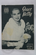 Old 1950´s Small Magazine Cinema/ Movie Actors - 28 Pages, 12 X 16 Cm - Actress: Grace Kelly - Revistas
