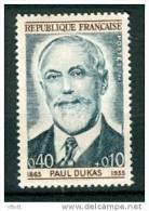 FRANCE, 1965, N° 1444** (Yvert Et Tellier) TBE, Paul Dukas - Unused Stamps