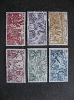 Inde: TB Serie PA N°11 Au N° 16, Neufs XX . Cote = 11.95 Euros. - India (1892-1954)