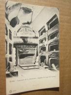ROMA Catacombe Di S Sebastiano Poste Ferroviere Trains - Unclassified