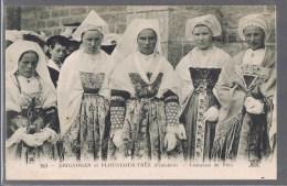 BRIGNOGNAN Et PLOUNEOUR - TREZ . Costumes De Fête . - Frankrijk