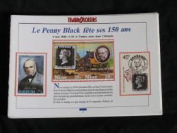 Timbroloisirs   Supplément   (Thème :  Le Penny Black) - Français (àpd. 1941)