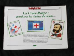 Timbroloisirs   Supplément   ( Thème : La Croix Rouge) - Français (àpd. 1941)