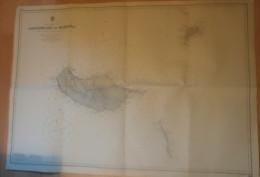 10935. Mapa Archipielago MADEIRA (Portugal), Buen Estado - Mapas Topográficas