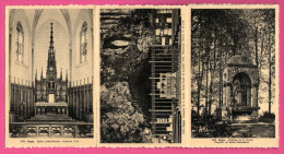 9 Cartes De Sugny - Église Saint-Martin Et Domaine Religieux De Notre-Dame De Lourdes - Pélerinages Belges Et Français - Dinant