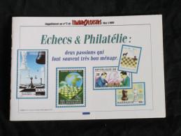 Timbroloisirs   Supplément   ( Thème : Echecs Et  Philatélie) - Tijdschriften