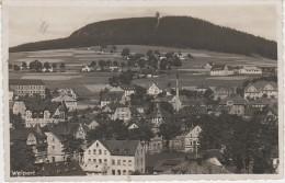 AK Ansicht Weipert Vejprty Erzgebirge Bärenstein Turm Geschäfte Fabrik Schule ? Bei Oberwiesenthal Cranzahl Pressnitz - Sudeten