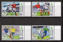 Solomon Islands 2006 _ Mi 1305/08 > FIFA World Cup 2006 Germany > Football , Soccer > New MNH ** - World Cup