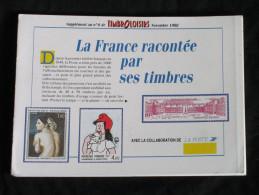 Timbroloisirs   Supplément N° 0  ( Thème : La France Racontée Par Ses Timbres) - Français (àpd. 1941)