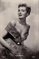 ACTRICE - SEXY / PIN-UP : DEBORAH KERR - CARTE VRAIE PHOTO / REAL PHOTO POSTCARD - ANÉE / YEAR ~ 1950 (q-865) - Actors