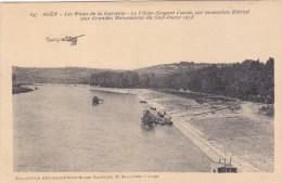 AGEN     RIVES DE LA GARONNE - Agen