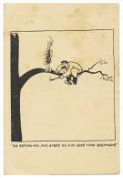 """WAR 1939-45 - """" Eu Retiro-me Mas Atras De Mim Sera Tudo Queimado """"  -    Cartes  Postales - Weltkrieg 1939-45"""