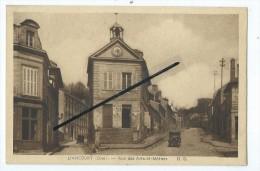 CPA - Liancourt - Rue Des Arts Et Métiers - Liancourt
