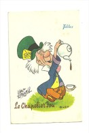Chocolat Tobler : Le Chapelier Fou (Walt Disney) - Advertising