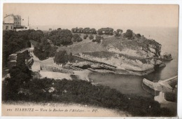 64 - BIARRITZ . VERS LE ROCHER DE L´ATALAYE - Réf. N°935 - - Biarritz