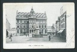 Halle/ Hal. Hôtel De Ville. 476 VED. - Halle