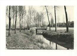 Latinne : Le Pont Sur La Méhaigne - Braives